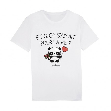 Tshirt Homme - Et si on...