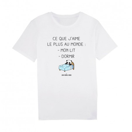 Tshirt Homme - Ce que...