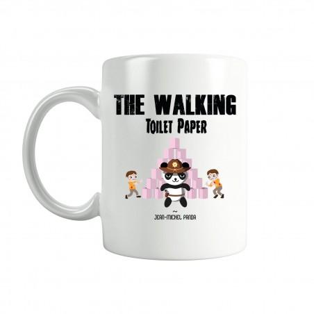 Mug - The walking toilet paper