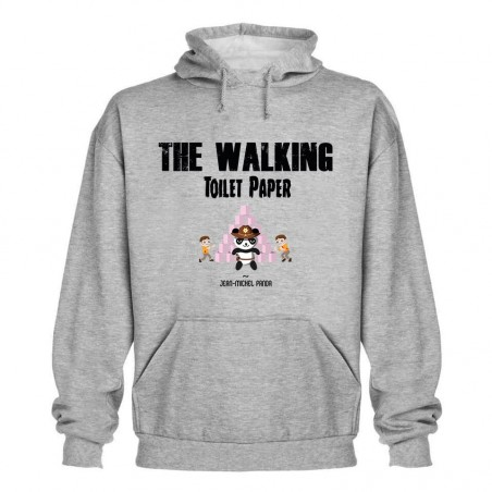 Sweat capuche - The walking...