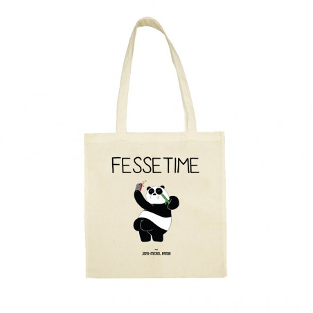 Tote bag - Fesse Time