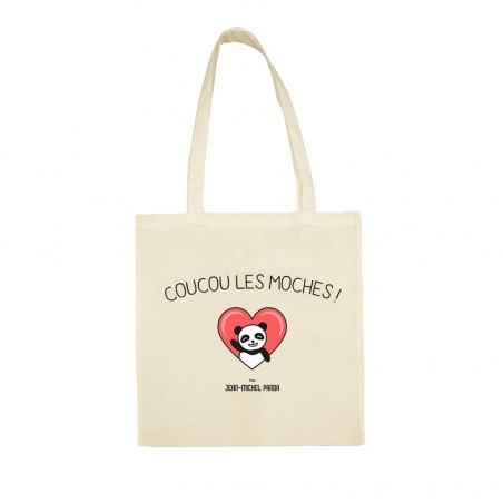 Tote bag - Coucou les moches