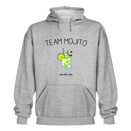 Sweat capuche - Team Mojito