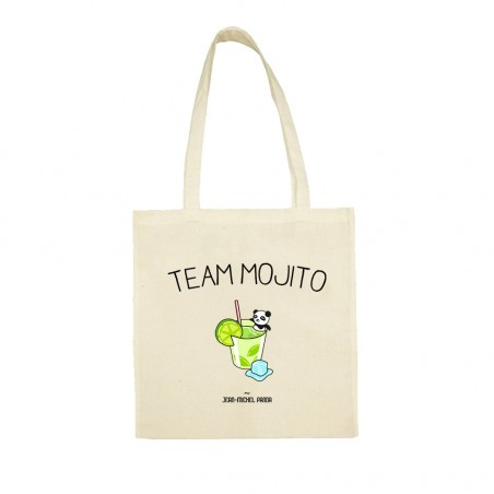 Tote bag - Team Mojito