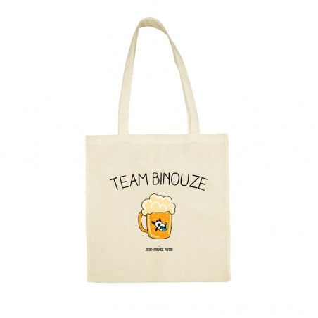Tote bag - Team Binouze