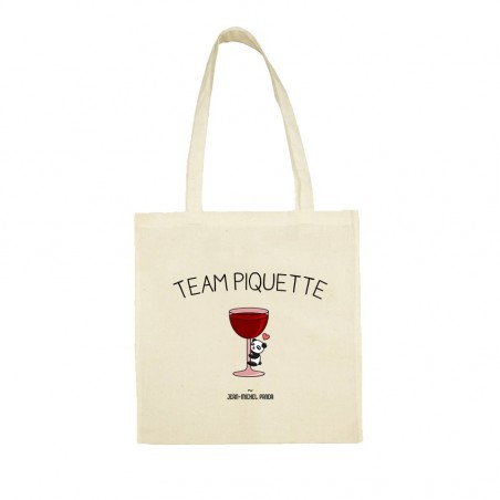 Tote bag - Team Piquette