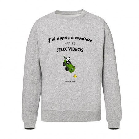 Sweat Unisex - J'ai appris...