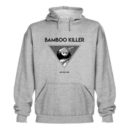 Sweat capuche - Bamboo killer
