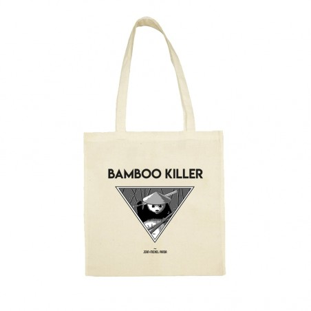 Tote bag - Bamboo killer