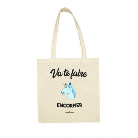 Tote bag - Va te faire...