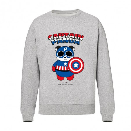 Sweat Unisex - Captain Panda