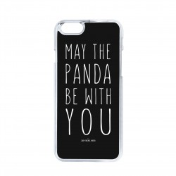 Coque iPhone / Samsung / Huawei - May the panda be with you