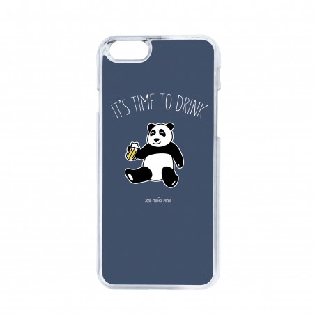 Coque iPhone / Samsung / Huawei - It's time to drink