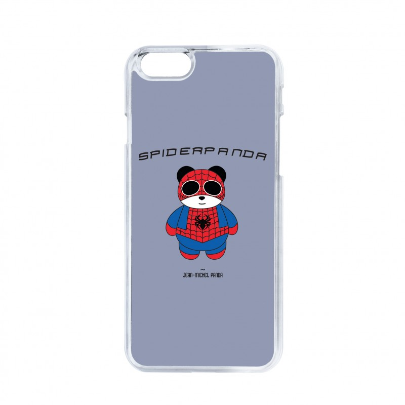 Coque iPhone / Samsung / Huawei - Spiderpanda