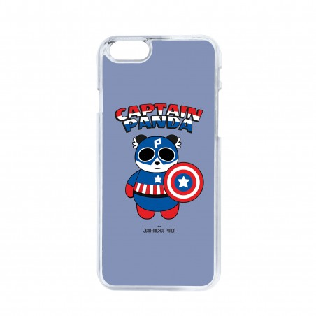 Coque iPhone / Samsung / Huawei - Captain panda