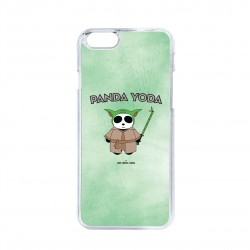 Coque iPhone / Samsung / Huawei - Panda Yoda