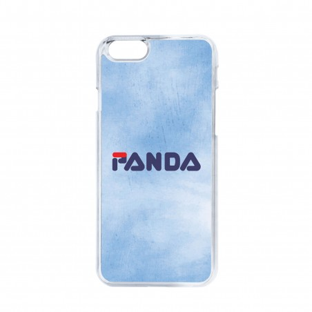 Coque iPhone / Panda Fila