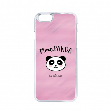 Coque iPhone / Samsung / Huawei - Mme Panda