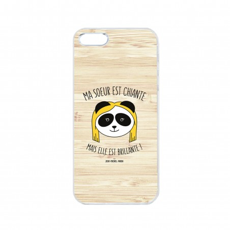 Coque iPhone / Samsung - Ma...