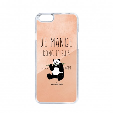 Coque iPhone / Samsung - Je...