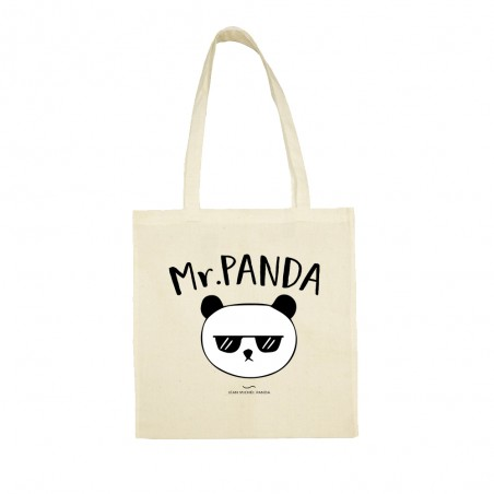 Mr Panda - Totebag - Jean Michel Panda