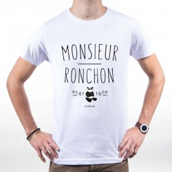 Pack Tshirts - Mr & Mme ronchon