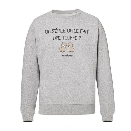 Sweat Unisex - On s'épile...