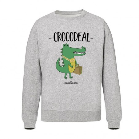 Sweat Unisex - Crocodeal