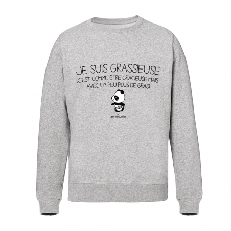 Sweat Unisex - Je suis...