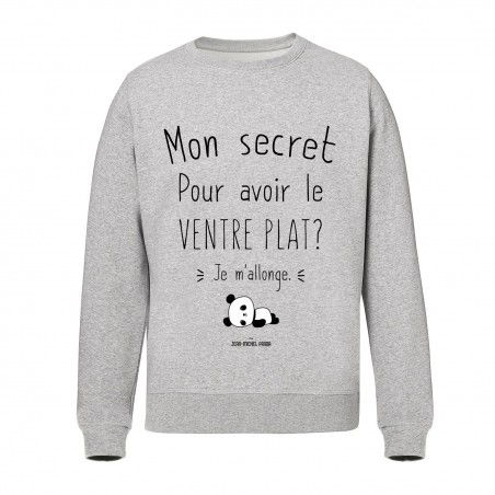 Sweat Unisex - Mon secret...