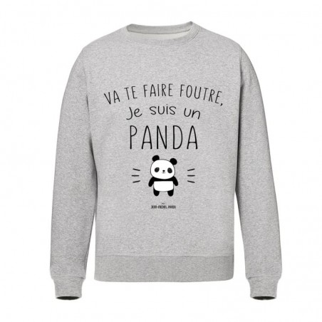 Sweat Unisex - Va te faire...