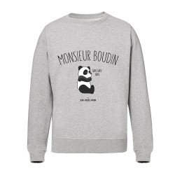 Sweat Unisex - Monsieur boudin