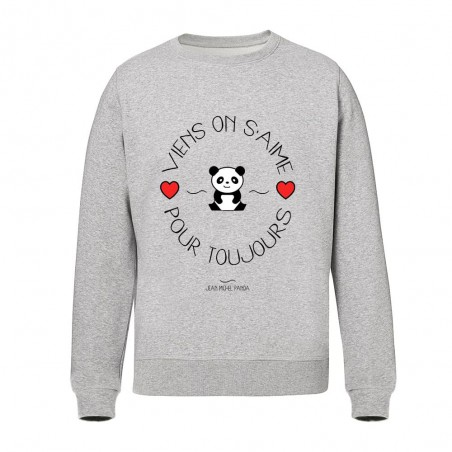 Sweat Unisex - Viens on...
