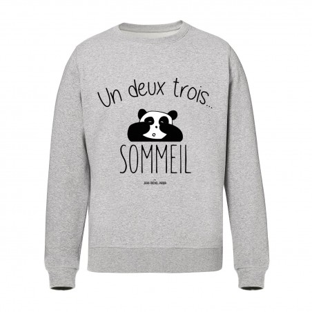 Sweat Unisex - Un deux...