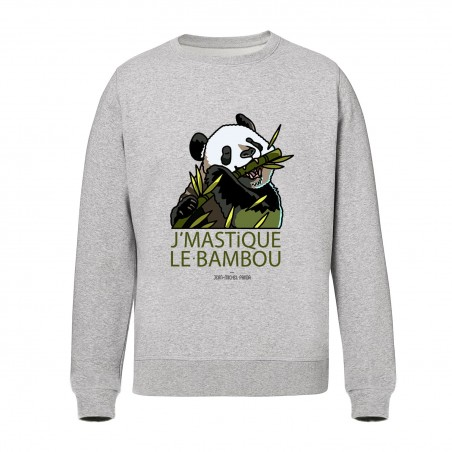 Sweat Unisex - J'mastique...