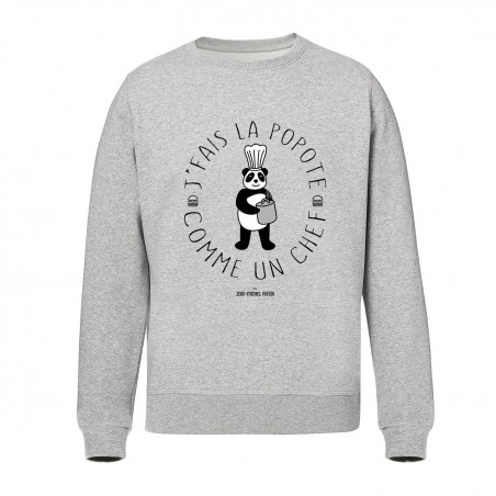 Sweat Unisex - J'fais la...