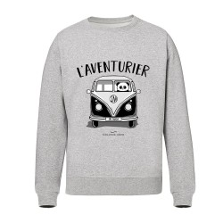 L'aventurier - Sweat Homme