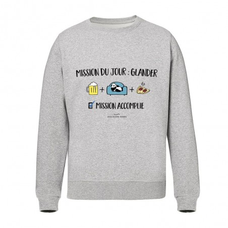 Sweat Unisex - Mission du...