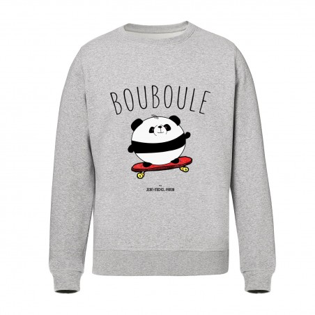 Sweat Gris - Bouboule