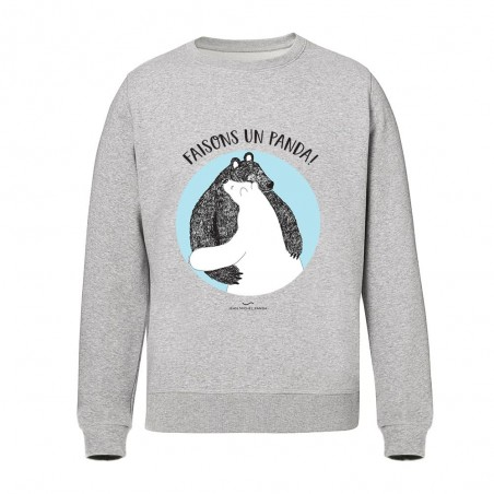 Sweat Unisex - Faisons un...
