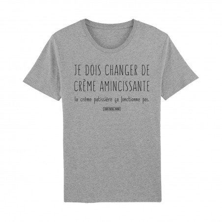 Tshirt Homme - Je dois...
