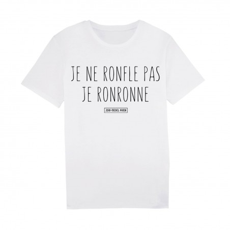 Tshirt Homme - Je ne ronfle...