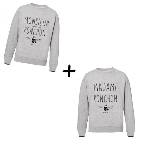 Pack Sweats - Mr & Mme Ronchon