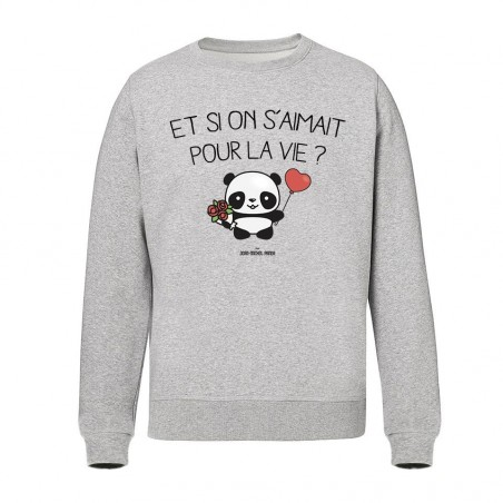 Sweat Unisex - Et si on...