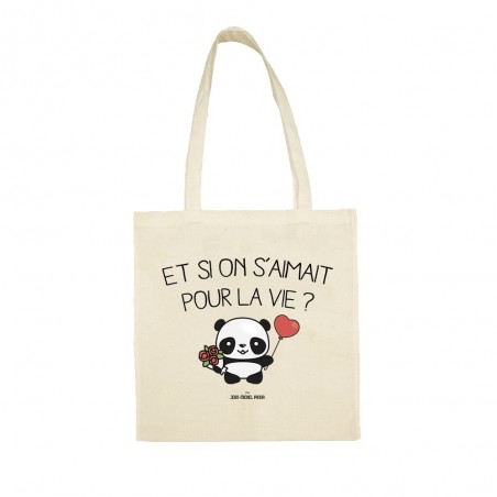 Tote bag - Et si on...
