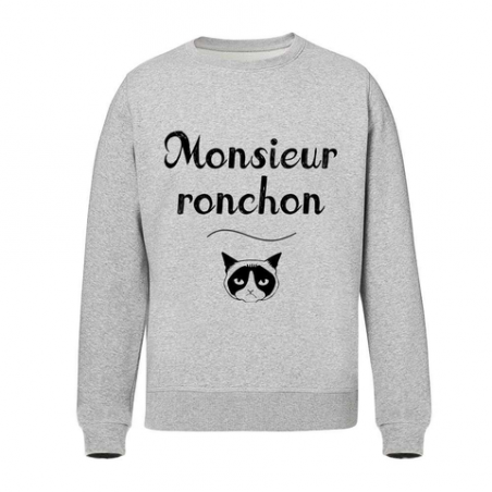 Sweat Unisex - Monsieur...