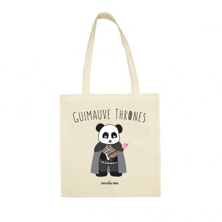 Tote bag - Guimauve Thrones