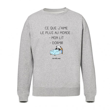 Sweat Unisex - Ce que...