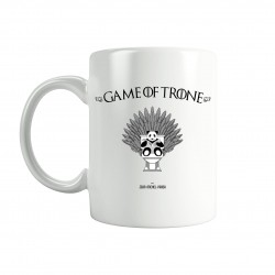 Game of Trone - Mug blanc - Jean Michel Panda
