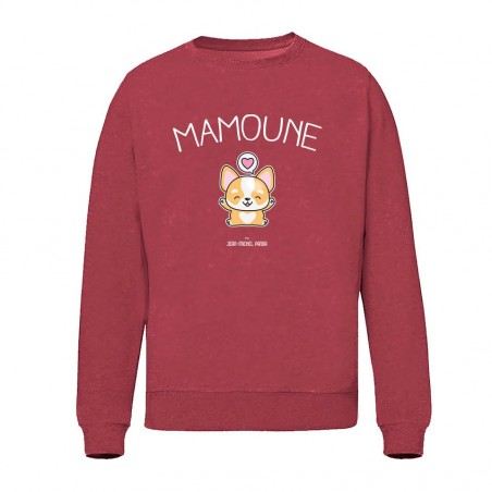 Sweat Unisex - Mamoune